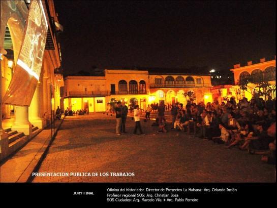 Presentación cierre Cuba 2015